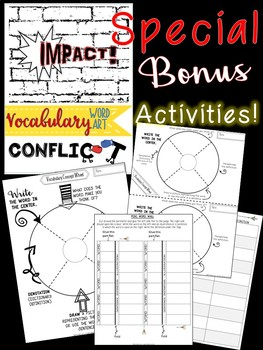 WORD WALL NONFICTION, FICTION, TESTING WORDS BUNDLE, INTERACTIVE NOTES & BONUS!
