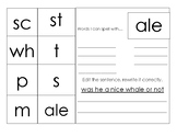 WORD WORK FOR 36 WORD FAMILIES