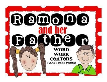 WORD WORK: RAMONA AND HER FATHER