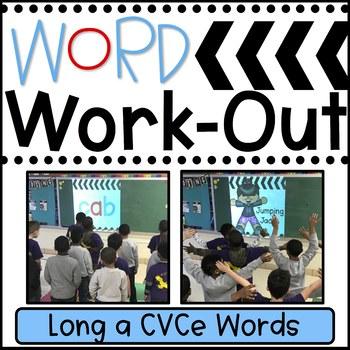 WORD WORKOUT: Long a CVCe Words