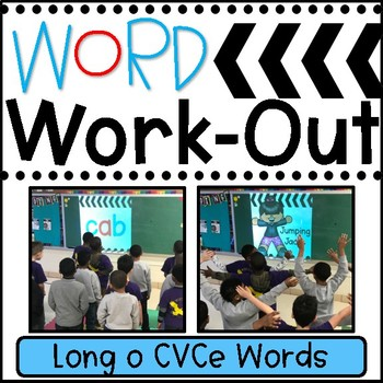 WORD WORKOUT: Long o CVCe Words