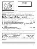 WORDS HAVE POWER!!!  Activity Packet