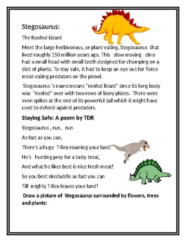 WORDS WORTH KNOWING #25: Vocab Via Dinosaurs