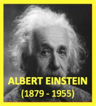 WORK, ENERGY, AND ALBERT EINSTEIN
