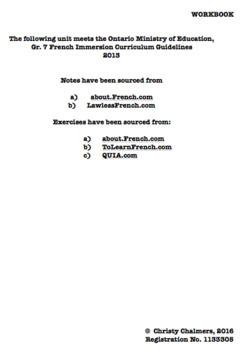 WORKBOOK - PAGES - F.I. - Gr. 7 - Ont. Min. of Ed. - April 6, 2018