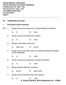 WORKBOOK - PDF - F.I. - Gr. 4 - Ont. Min. of Ed. - April 5, 2018