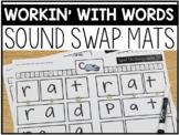 WORKIN' WITH WORDS: SOUND SWAP MATS