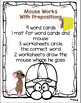 WORKING WITH PREPOSITIONS
