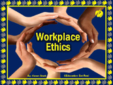 "WORKPLACE ETHICS PowerPoint - ""Develop an EMPLOYABLE Work Ethic PPT"""