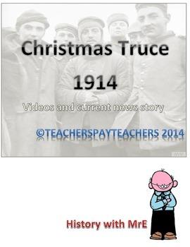 WORLD - Christmas Truce 1914