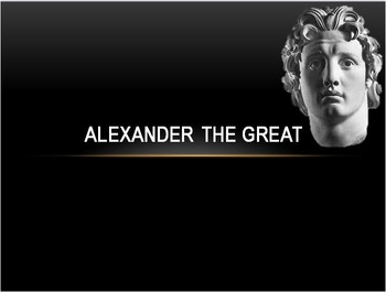 WORLD HISTORY: Alexander The Great PowerPoint and Video