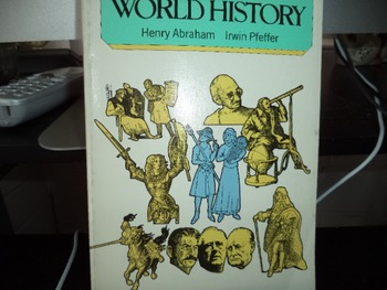 WORLD HISTORY      ISBN 0 87720 618 X