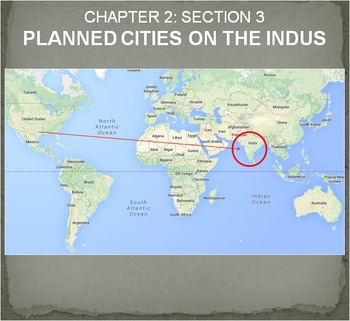 WORLD HISTORY: Planned Cities on the Indus (India) PowerPo