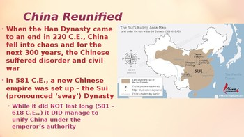 WORLD HISTORY: UNIT 3 - The Asian World