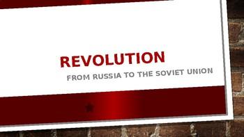 WORLD HISTORY: UNIT 6 - Between the Wars: Revolution & Nationalism