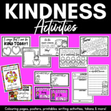 WORLD KINDNESS DAY KINDNESS ACTIVITIES