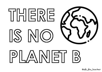 WORLD STRIKE FOR CLIMATE - POSTERS