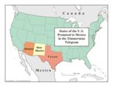 WORLD WAR 1 - Zimmerman Telegram - USA joins the war - Russian Revolution (last
