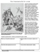 WORLD WAR I UNCLE SAM INVASION OF BELGIUM Cartoon WWI PRIMARY SOURCE