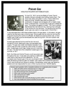 World History, WORLD WAR I, U.S. History,  World History, Emergency Lesson Plan