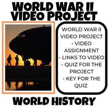 WORLD WAR II Video Project