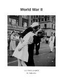 WORLD WAR TWO classroom project