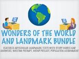 WORLD WONDERS AND LANDMARKS BUNDLE