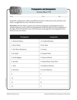 WORLD'S BESTSELLING AUTHOR: AGATHA CHRISTIE—Language and Literature Worksheets