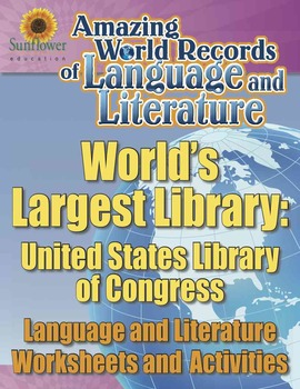 WORLD'S LARGEST LIBRARY: UNITED STATES LIBRARY OF CONGRESS
