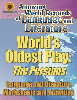 WORLD'S OLDEST PLAY: THE PERSIANS—Language & Literature Wo