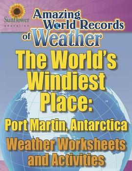 WORLD'S WINDIEST PLACE: PORT MARTIN, ANTARCTICA—Weather Wo