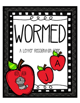 WORMED- A letter recognition game
