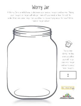 WORRY JAR (Anxiety)