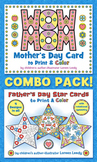 Mother's Day & Father's Day Cards