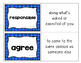 WOW Word Vocabulary Flashcards Set 1