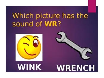 WR Digraph Lesson