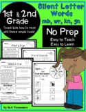 Phonics / Silent Letters: WR, GN, MB, and KN!