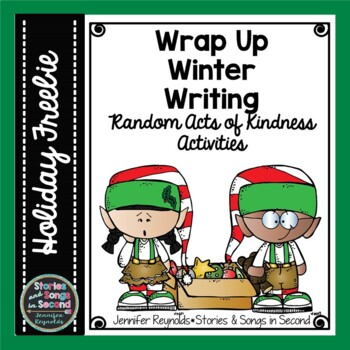 c48e1797a58 WRAP UP WINTER WRITING--SIMPLE GIFTS by Jennifer Reynolds-Stories ...