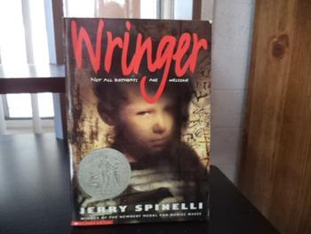 WRINGER      ISBN 0-590-65720-8