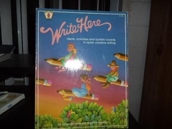 WRITE HERE             ISBN 0-86530-013-5