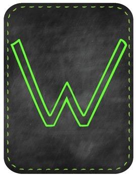 WRITE Poster Set