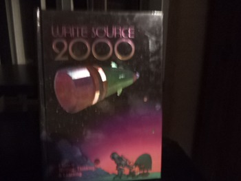 WRITE SOURCE 2000  ISBN 0-669-38624-3