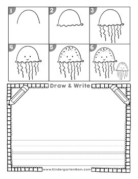 Directed Drawing: Draw and Write