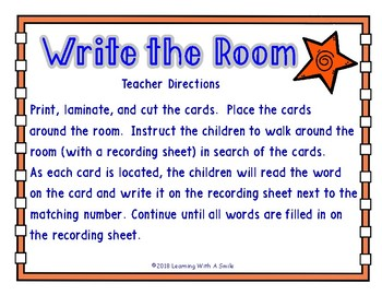 WRITE THE ROOM First Grade JOURNEYS UNIT 4 ~ BONUS: Sort It! Game Included