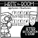 WRITE the ROOM {Alphabet Activity to Teach Letter Recognition}