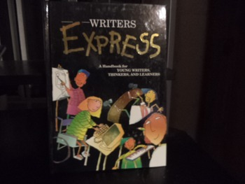 WRITERS EXPRESS  ISBN 0-669-38633-2