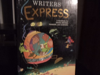 WRITERS EXPRESS  ISBN 0-669-47163-1