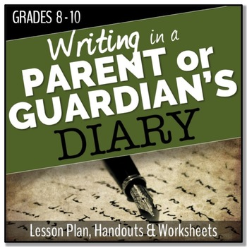 WRITING LESSON: Writing a Parent's Diary