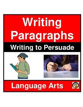 WRITING ASSIGNMENT- OPINION PARAGRAPH- LANGUAGE ARTS- NO PREP