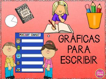 WRITING GRAPHS IN SPANISH